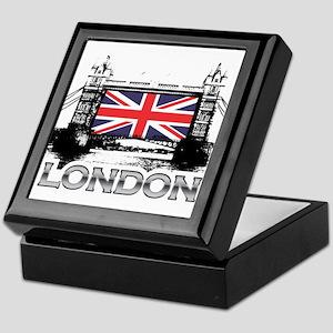 Tower Bridge Keepsake Box