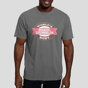 School Counselor Gift Mens Comfort Colors Shirt