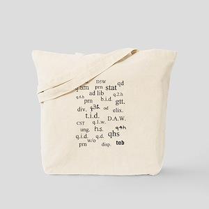 PharmD Student Tote Bag