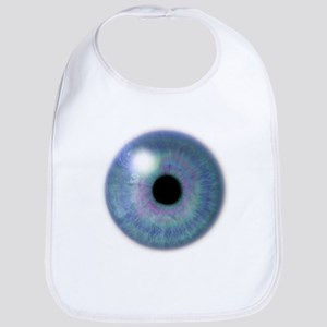 Trompe L'eyeball Bib