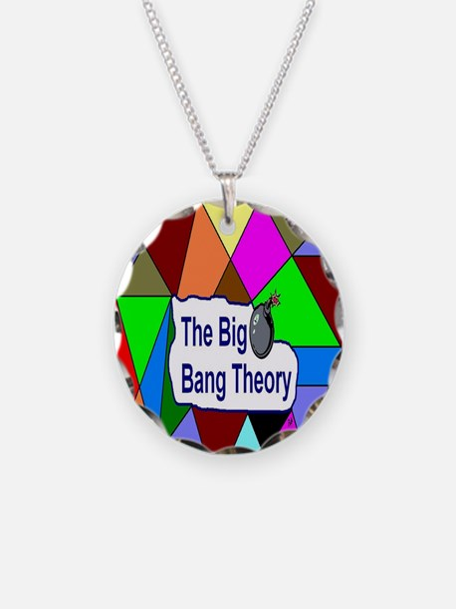 The Big Bang Theory Necklace