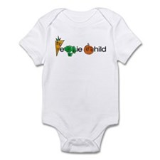 veggie child Infant Creeper