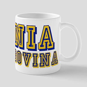 Bosnia Herzegovina Mug