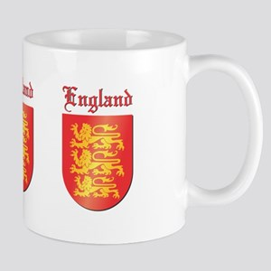 The Royal Arms of England Mug