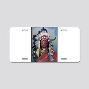 Best Seller Wild West Aluminum License Plate