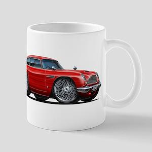 DB5 Red Car Mug