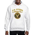 Citizen Border Patrol - Hooded Sweatshirt