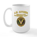 Citizen Border Patrol -  Large Mug