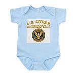 Citizen Border Patrol -  Infant Creeper