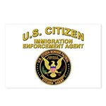 Citizen Border Patrol -  Postcards (Package of 8)