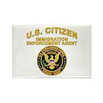 Citizen Border Patrol - Rectangle Magnet (100 pac