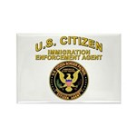 Citizen Border Patrol - Rectangle Magnet (10 pack