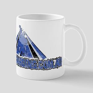 Snowboarding.com.au Mug