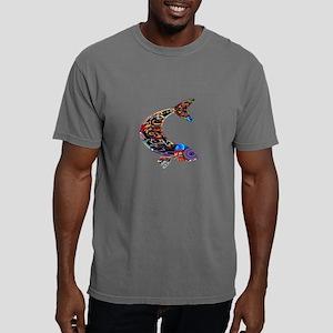 FLUID MOTIONS Mens Comfort Colors Shirt