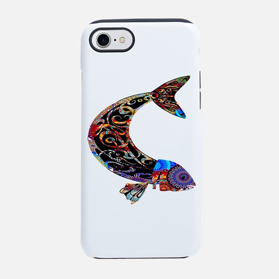 FLUID MOTIONS iPhone 7 Tough Case