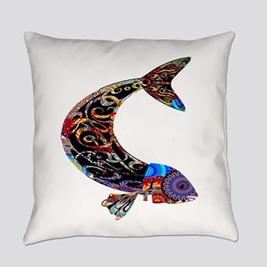FLUID MOTIONS Everyday Pillow