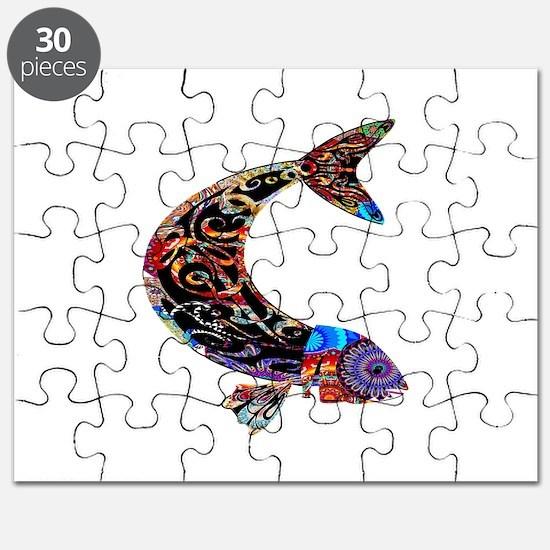 FLUID MOTIONS Puzzle
