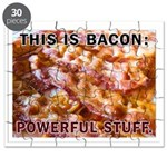Bacon: Powerful Stuff Puzzle