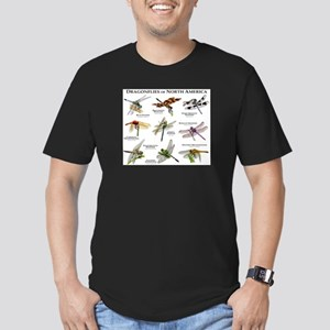Dragonflies of North America Men's Fitted T-Shirt