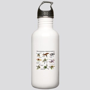 Dragonflies of North America Stainless Water Bottl