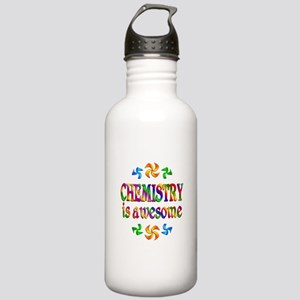 Chemistry is Awesome Stainless Water Bottle 1.0L