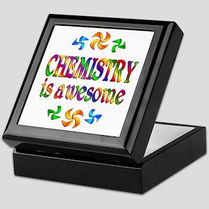 Chemistry is Awesome Keepsake Box