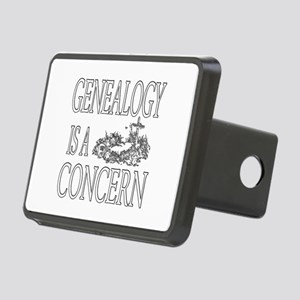 Genealogy is a Grave Concern Hitch Cover