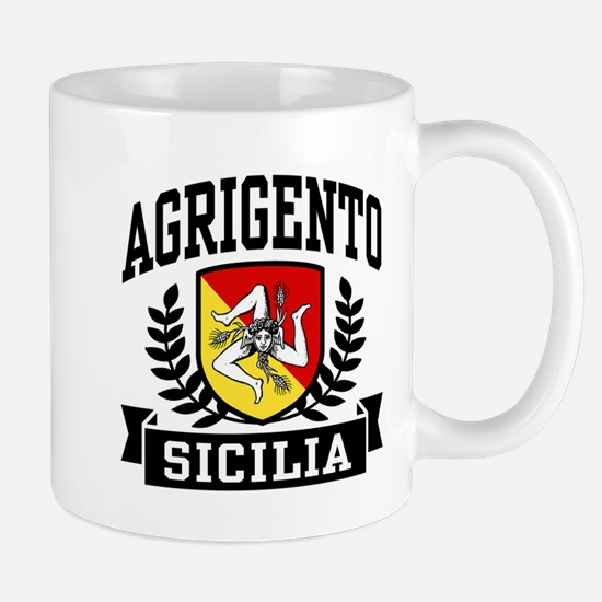 Agrigento Sicilia Mug