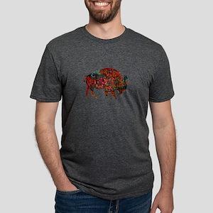 SUMMER DAZE Mens Tri-blend T-Shirt
