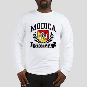 Modica Sicilia Long Sleeve T-Shirt