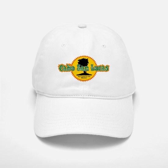 Cabo San Lucas Sun Baseball Baseball Cap