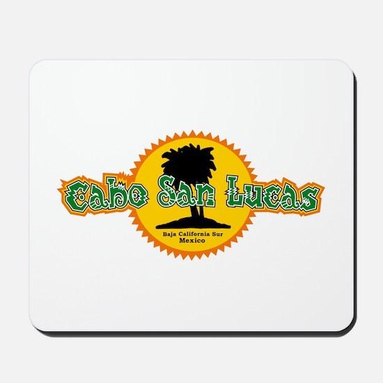 Cabo San Lucas Sun Mousepad