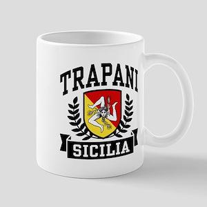 Trapani Sicilia Mug