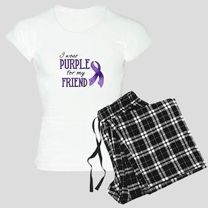 Wear Purple - Friend Women's Light Pajamas