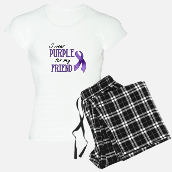 Wear Purple - Friend Pajamas