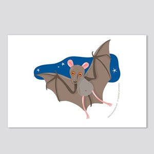 """Fruit Bat"" Postcards (Package of 8)"