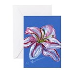Floral Themes Greeting Cards (Pk of 20)