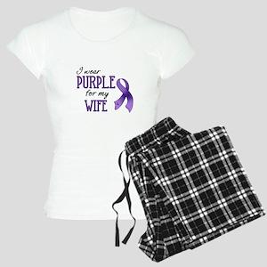 Wear Purple - Wife Women's Light Pajamas