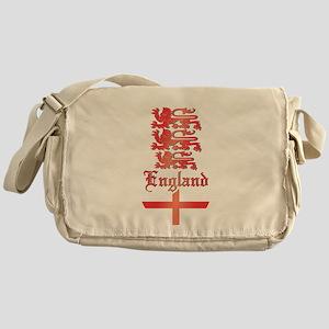 England, UK Messenger Bag