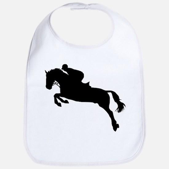 Horse show jumping Bib