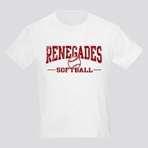 Renegades Softball Kids Light T-Shirt
