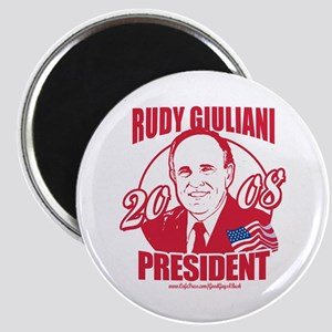 Republican Red Rudy Magnet