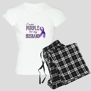Wear Purple - Husband Women's Light Pajamas