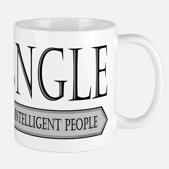 Intelligent Triangle Mugs