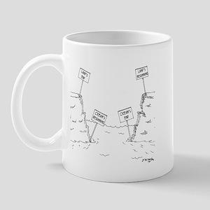Land's End & Beginning Mug