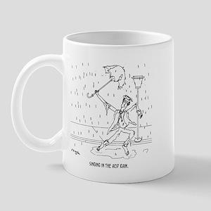 Singing in the Acid Rain Mug