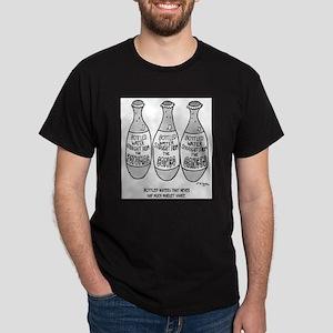 Bottle Water Failures Dark T-Shirt