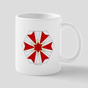 Modernistic Star Mug