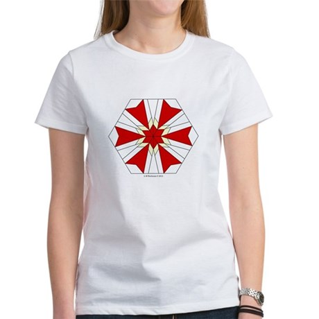 Modernistic Star Women's T-Shirt