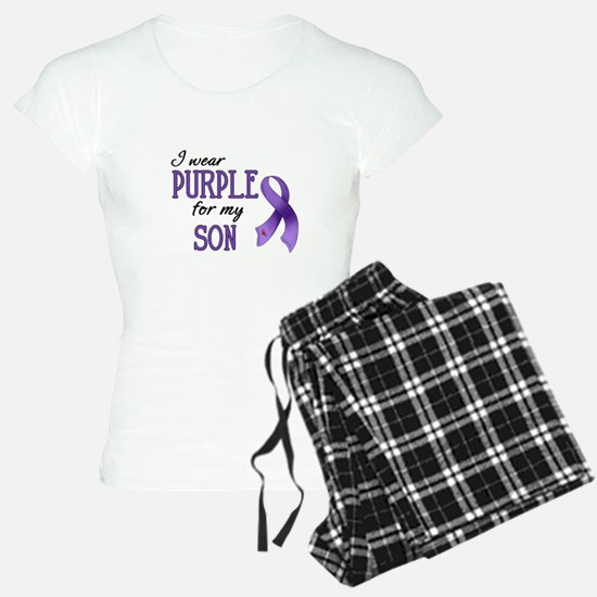 Wear Purple - Son Pajamas